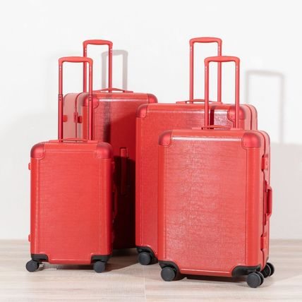CALPAK スーツケース 【CALPAK】スーツケース CARRY-ON キャリー Jen Atkin RED(9)