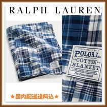 ブランケット♡RALPH LAUREN HOME Patchwork Throw Blanket