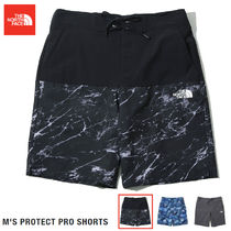 THE NORTH FACE★ M'S PROTECT PRO SHORTS 3カラー