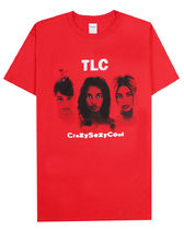 "TLC Official Limited Edition ""Crazy Sexy Cool"" KOKO T-Shirt"
