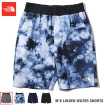 THE NORTH FACE★M'S LINDEN WATER SHORTS 4カラー