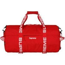 Supreme 18'S/S Duffle Bag ダッフルバッグ Red 赤