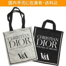 Victoria&Albert(ヴィクトリア&アルバート) トートバッグ DIOR V&A CHRISTIAN DIOR 展覧会 バッグ