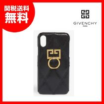 【GIVENCHY】GGロゴ iPhone X/XS ケース★関税送料込