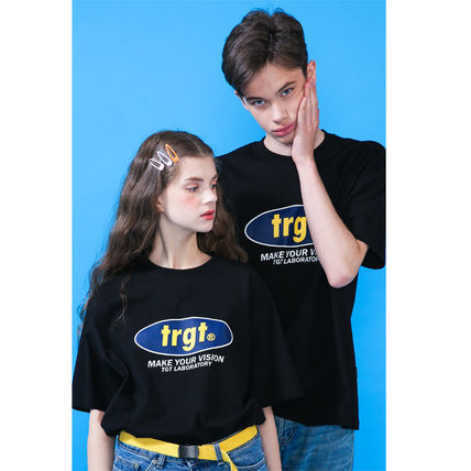 TARGETTO SEOUL Tシャツ・カットソー TARGETTO正規品★全3色★TRGT ロゴTシャツ(15)