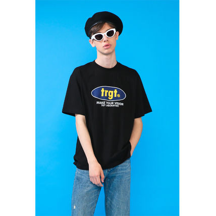 TARGETTO SEOUL Tシャツ・カットソー TARGETTO正規品★全3色★TRGT ロゴTシャツ(16)