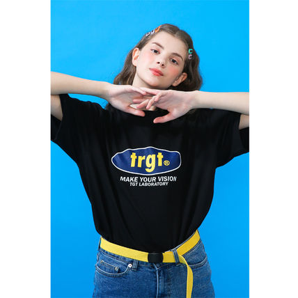 TARGETTO SEOUL Tシャツ・カットソー TARGETTO正規品★全3色★TRGT ロゴTシャツ(17)