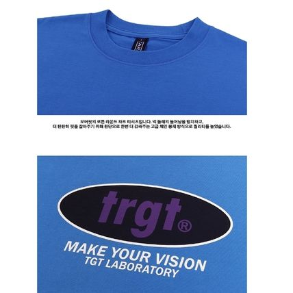 TARGETTO SEOUL Tシャツ・カットソー TARGETTO正規品★全3色★TRGT ロゴTシャツ(18)
