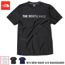THE NORTH FACE★ M'S NEW WAVE S/S RASHGUARD 3カラー