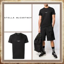 ★STELLA   MCCARTNEY 【 ICON LOGO PRINT T-SHIRT 】送料込み★