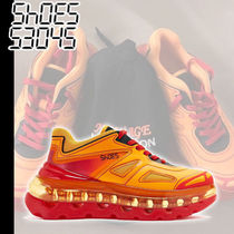 SHOES 53045 完売必須☆ セレブ愛用 BUMP'AIR FLAME オレンジ