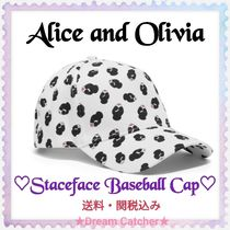 ★Alice+Olivia★STACEFACE ベースボール キャップ★