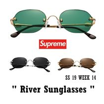Supreme River Sunglasses リバー サングラス SS 19 WEEK 14