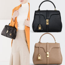 CE013 SMALL 16 BAG IN GRAINED CALFSKIN