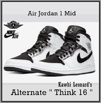"NIKE Air Jordan 1 Mid Alternate ""Think 16"" Kawhi Leonard 18"