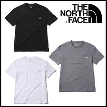 【Tシャツ】THE NORTH FACE / S/S R/TEE★男女兼用★無地