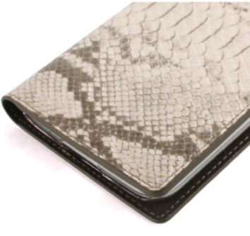iPhone・スマホケース iPhone6s ケース snake pattern Diary stock sales(6)