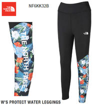 THE NORTH FACE★W'S PROTECT WATER LEGGINGS 3カラー