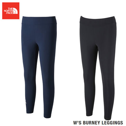 THE NORTH FACE ボードショーツ・レギンス THE NORTH FACE★W'S BURNEY LEGGINGS 2カラー