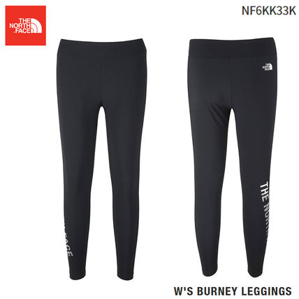 THE NORTH FACE ボードショーツ・レギンス THE NORTH FACE★W'S BURNEY LEGGINGS 2カラー(10)