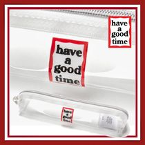 【have a good time】PVC Pencil Case ペンケース