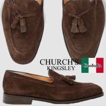 Church s suede loafers KINGSLEY 2