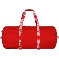 Supreme 18'S/S Large Duffle Bag  ダッフルバッグ Red 赤