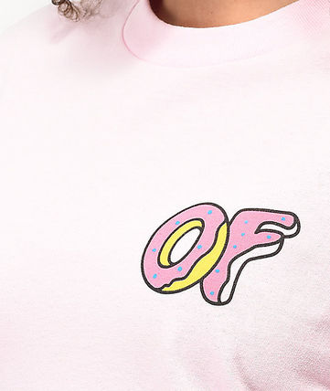 Odd Future Tシャツ・カットソー 大注目★Odd Future Cereal Bowl T-Shirt シリアルプリントT★(3)