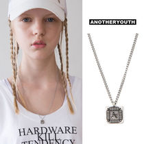 ANOTHERYOUTH正規品★19SS★全2色★ハードウェアネックレス