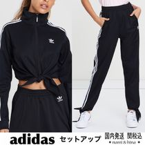 adidas Originals/3Stripe Knotted トラックスーツ
