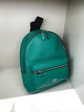 Coach バックパック・リュック 6月新作 COACH★MEDIUM CHARLIE BACKPACK F30550(3)