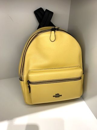 Coach バックパック・リュック 6月新作 COACH★MEDIUM CHARLIE BACKPACK F30550(4)