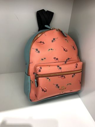 Coach バックパック・リュック 6月新作 COACH★MEDIUM CHARLIE BACKPACK F30550(10)