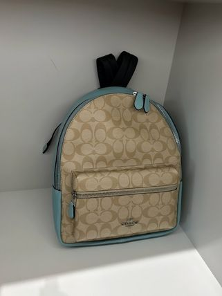 Coach バックパック・リュック 6月新作 COACH★MEDIUM CHARLIE BACKPACK F30550(14)