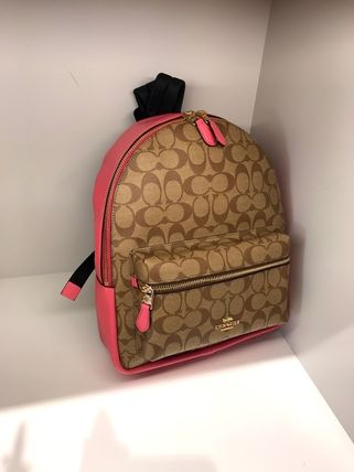 Coach バックパック・リュック 6月新作 COACH★MEDIUM CHARLIE BACKPACK F30550(16)