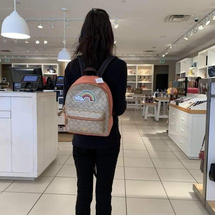 Coach バックパック・リュック 6月新作 COACH★MEDIUM CHARLIE BACKPACK F30550(20)