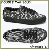 RH取扱 Double Rainbouu Superga コラボ PARADISE スニーカー