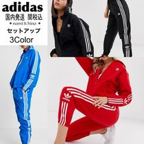 adidas Originals/Locked Upロゴ トラックスーツ