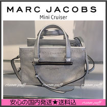 レア!【国内発送】MARC JACOBS Mini Cruiser Crossbodyシルバー