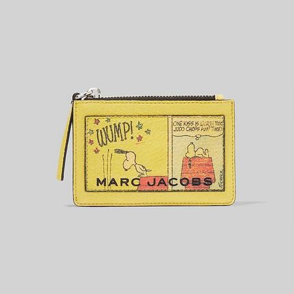 Marc Jacobs【国内発送・関税込】Snoopy ID & Coin Case