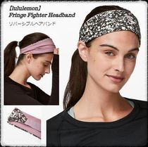 リバーシブル☆ヘアバンド【lululemon】Fringe Fighter Headband