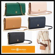 【Tory Burch】ROBINSON CHAIN WALLET チェーン 長財布