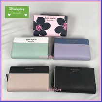 【kate spade】便利な折財布★cameron medium bifold wallet ★
