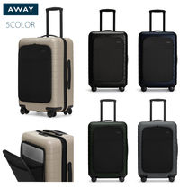 【AWAY】キャリー The Bigger Carry-On with Pocket 選べる5色