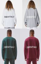 【国内即発】FEAR OF GOD Essentials Boxy  LongSleeve T-shirt