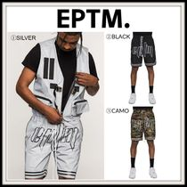 LA発★  最新作!!  【EPTM】TACTICAL BASKETBALL SHORT