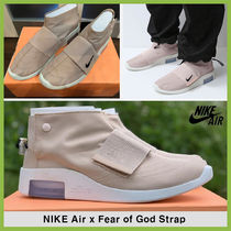 ★Nike★Air x Fear of God Strap★追跡可 AT8086-200