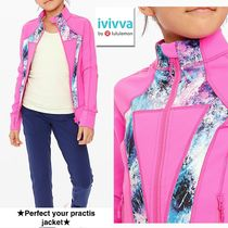 【ivivva/lululemon】Perfect Your Practice Jacket●大人にも!