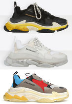 即発送 Balenciaga 19ss TRIPLE S CLEAR SOLE TRAINERS