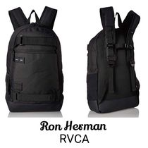 RH取扱☆【RVCA】Curb Backpack バックパック